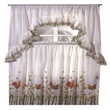 Kitchen Curtains With Grapes by Kitchen Curtains With Chickens Kutsko Kitchen