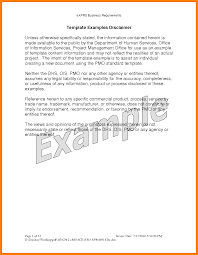 template for letter of reference 7 disclaimer letter template appeal leter disclaimer letter template disclaimer template letter 47285775 png