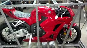 buy honda cbr600rr 2013 cbr600rr just arrived in the crate at honda of chattanooga 0