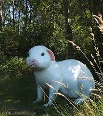 rabbit rabbit rabbit and hare superstitions and symbolism