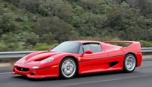 f50 gt specs cars f40 vs f50