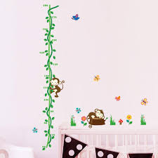 Nursery Monkey Wall Decals Compare Prices On Monkey Sticker Online Shopping Buy Low Price