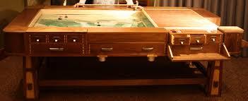 geek chic gaming table spieltisch the sultan king of gaming tables brückenkopf online