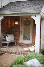 Fall Decorating Ideas For Front Porch - untraditional fall decorating ideas and color palette