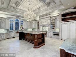 High Ceiling Kitchen by Traditional Kitchen With Inset Cabinets U0026 Complex Marble Zillow