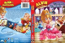 alvin and the chipmunks cinderella cinderella dvd cover 2010 r1