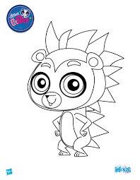 my littlest pet shop coloring pages littlest pet shop coloring