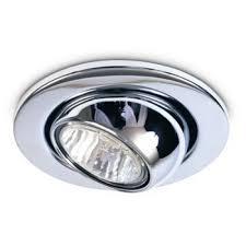 eyeball light bulb replacement chrome 240 volt r63 es e27mm eyeball light fitting