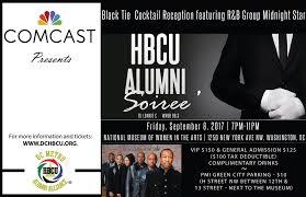 black friday washington dc comcast presents hbcu alumni soiree u0027 u2014 fvsu washington dc metro