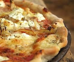 cuisine italienne pizza pizza paysanne au coulis de tomate à l italienne cuisine cagne