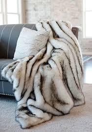 designer fur fashion fur fur in fashion throw blanket fur