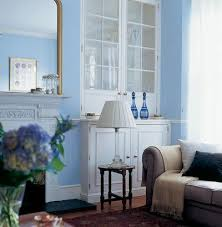 dulux heritage range traditional blue lounge with blue ribbon
