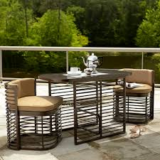 Hampton Bay Fall River 7 Piece Patio Dining Set - awesome grand resort patio furniture 55 for balcony height patio
