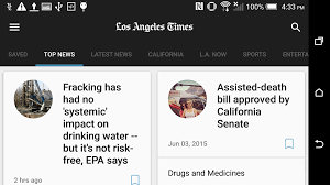 la times your california news android apps on google play
