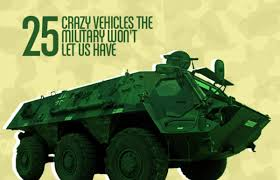 military vehicles gallery 25 crazy vehicles the military won u0027t let us have complex