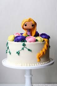 tangled birthday cake i heart baking tangled rapunzel birthday cake with buttercream