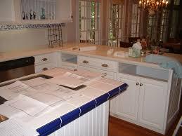 decorating awesome kitchen island with dark corian vs granite