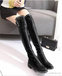 s high boots knee boots s high boots 2017 shoes winter cotton plus