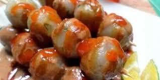 membuat cilok enak dan gurih 3 resep cara membuat cilok dan bumbu kacang cilok yang enak dan