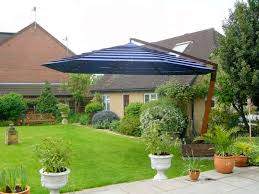 Patio Umbrellas Offset Patio Umbrella Offset Offset Patio Umbrella Iroko Sirio Garden