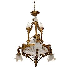 Italian Chandeliers Position 12 Inspirations Of French Bronze Chandelier