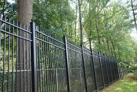 hercules fence maryland custom iron fencing virginia custom