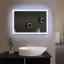 online get cheap illuminated wall mirror aliexpress com alibaba
