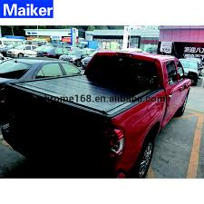 Electric Bed Cover Pickup Truck Canopy For Toyota Tundra Pickup Truck Canopy For