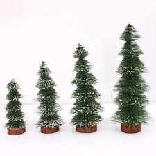Small Fake Decorative Christmas Trees by Online Get Cheap Decorate Artificial Christmas Tree Aliexpress