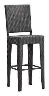 Indoor Patio Furniture by Indoor Bar Set New Set Of 2 Swivel Bar Stools Steel Counter