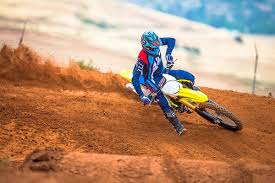 suzuki cycles product lines cycles products rm z450 2018