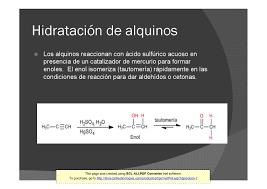 los hidrocarburos alcanos alquenos y alquinos propiedades