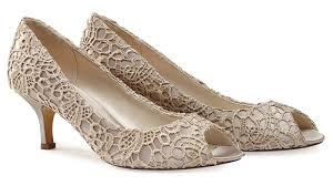 wedding shoes next emotion taupe lace pink paradox shoes bridal shoes special