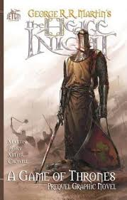 hedge knight jet edition tp george martin ben