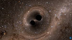 found gravitational waves or a wrinkle in spacetime