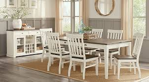 Dining Room Chair And Table Sets Affordable White Dining Room Sets Rooms To Go Furniture