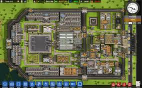 review prison architect finally arrives on consoles gamecrate