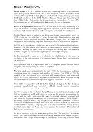 Psychology Resumes Sle Tutor Resume 28 Images Tutor Resume For Students Sales