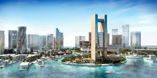 The Hotel Creates A Virtual by Som U0027s Expansive Four Seasons Hotel Opens In Bahrain Bay Archdaily