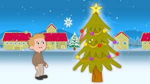 Decorate The Christmas Tree Lyrics O Christmas Tree Kids Christmas Sing Along With Lyrics Youtube