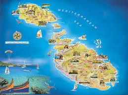 Map Writer August 19 30 2013 Sicily Aeolian Islands Malta Ponza Tour