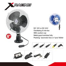 6 inch oscillating fan xracing nmcf828 manufacture promotion rechargeable oscillating