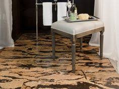 Bathroom Floor Coverings Ideas Colors Cork Can Be Used In Virtually Any Space Here A Fabulous Kitchen