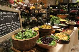 Buffet Salad Bar by May 2014 Page 3 Of 21 The Enchanted Home Garden Pinterest