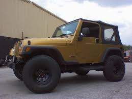 gold jeep wrangler h22turbolude 2007 jeep tj specs photos modification info at