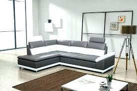 canap convertible cuir center cuir center canape convertible sofa lit lit lit lit d angle center
