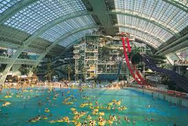 the west edmonton mall is the largest mall in north america