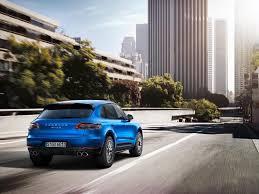 Porsche Macan Navy Blue - 2015 porsche macan fully revealed ahead of la debut autoevolution