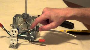 how to wire a switched outlet youtube wiring diagram components