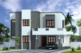 modern home design and build build building latest home designs bhk modern flat roof house